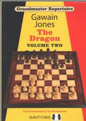 The Dragon Volume Two by Gawain Jones/Hardcover/
